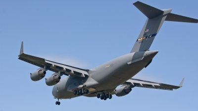 Photo ID 244457 by Jan Eenling. USA Air Force Boeing C 17A Globemaster III, 04 4132