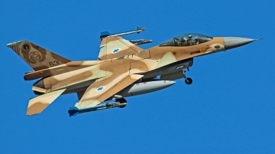 Photo ID 244481 by Matthias Bienentreu. Israel Air Force General Dynamics F 16C Fighting Falcon, 531
