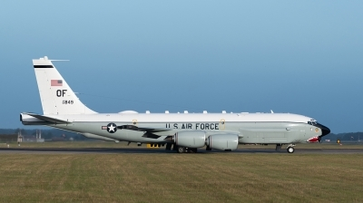 Photo ID 244486 by Neil Dunridge. USA Air Force Boeing RC 135U Combat Sent 739 445B, 64 14849