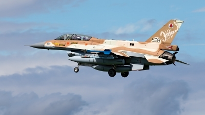 Photo ID 244503 by Robin Coenders / VORTEX-images. Israel Air Force General Dynamics F 16D Fighting Falcon, 628