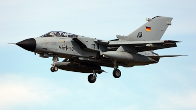 Photo ID 244555 by Carl Brent. Germany Air Force Panavia Tornado IDS, 43 98