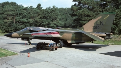 Photo ID 244547 by Peter Boschert. USA Air Force General Dynamics F 111F Aardvark, 70 2390