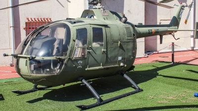 Photo ID 244575 by Ruben Galindo. Spain Army MBB Bo 105LOH, HR 15 21