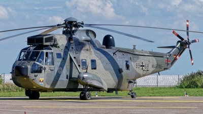 Photo ID 244574 by Rainer Mueller. Germany Navy Westland Sea King Mk41, 89 68