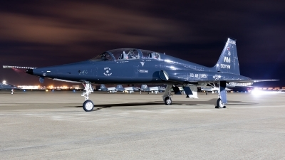 Photo ID 244595 by Dayon Wong. USA Air Force Northrop T 38A Talon, 67 14845