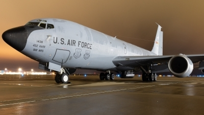 Photo ID 244596 by Dayon Wong. USA Air Force Boeing KC 135R Stratotanker 717 148, 57 1438