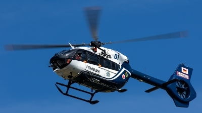 Photo ID 244624 by Thomas Ziegler - Aviation-Media. Ukraine Police Airbus Helicopters H145T2, D HMBF