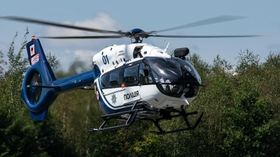 Photo ID 244625 by Thomas Ziegler - Aviation-Media. Ukraine Police Airbus Helicopters H145T2, D HMBF