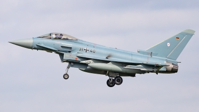Photo ID 244676 by Jens Wiemann. Germany Air Force Eurofighter EF 2000 Typhoon S, 31 40