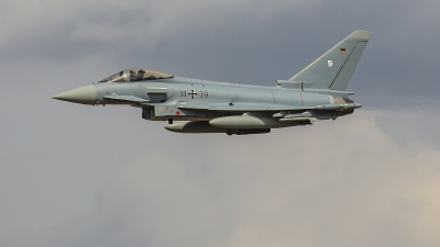 Photo ID 244696 by Lars Kitschke. Germany Air Force Eurofighter EF 2000 Typhoon S, 31 39