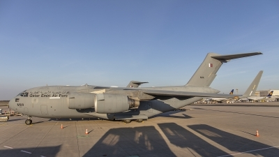 Photo ID 244730 by Lars Kitschke. Qatar Emiri Air Force Boeing C 17A Globemaster III, A7 MAA