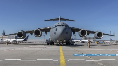 Photo ID 244731 by Lars Kitschke. Qatar Emiri Air Force Boeing C 17A Globemaster III, A7 MAE