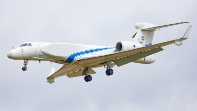 Photo ID 244726 by Jens Wiemann. Israel Air Force Gulfstream Aerospace G 550 Nachshson Aitam, 569
