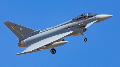 Photo ID 244728 by Jens Wiemann. Germany Air Force Eurofighter EF 2000 Typhoon S, 31 05