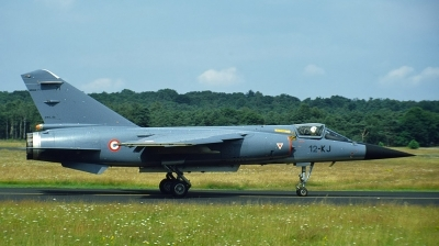 Photo ID 27498 by Lieuwe Hofstra. France Air Force Dassault Mirage F1C, 77