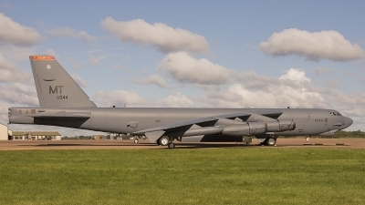 Photo ID 244788 by David Schmidt. USA Air Force Boeing B 52H Stratofortress, 60 0044