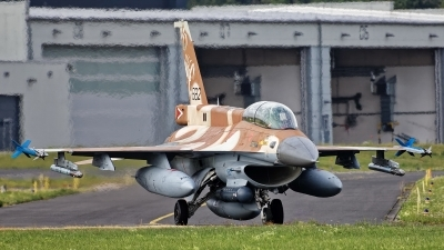Photo ID 244794 by Rainer Mueller. Israel Air Force General Dynamics F 16D Fighting Falcon, 682