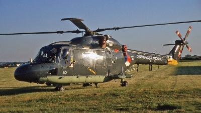 Photo ID 244821 by Peter Fothergill. Netherlands Navy Westland WG 13 Lynx SH 14D, 282