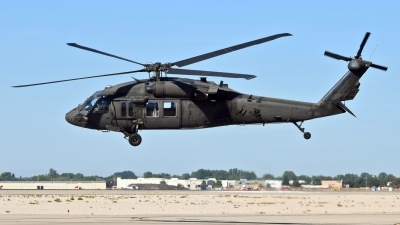 Photo ID 244861 by Gerald Howard. USA Army Sikorsky UH 60L Black Hawk S 70A, 91 26334