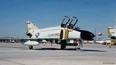 Photo ID 244875 by Eric Tammer. USA Air Force McDonnell Douglas F 4C Phantom II, 63 7618