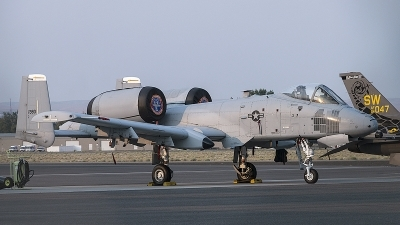Photo ID 244883 by Aaron C. Rhodes. USA Air Force Fairchild A 10C Thunderbolt II, 81 0980
