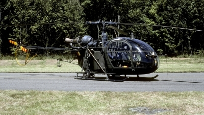 Photo ID 244919 by Joop de Groot. Belgium Army Sud Aviation SA 318C Alouette II, A68