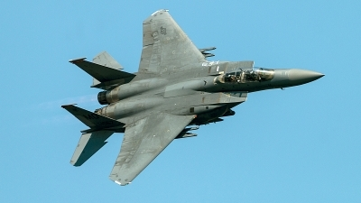 Photo ID 244949 by Aaron C. Rhodes. USA Air Force McDonnell Douglas F 15E Strike Eagle, 88 1667