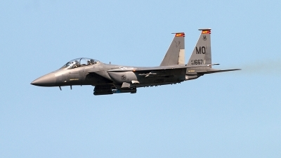 Photo ID 244950 by Aaron C. Rhodes. USA Air Force McDonnell Douglas F 15E Strike Eagle, 88 1667