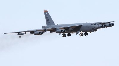 Photo ID 244977 by Manuel Fernandez. USA Air Force Boeing B 52H Stratofortress, 61 0034
