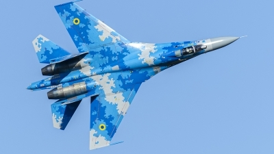 Photo ID 248525 by Caspar Smit. Ukraine Air Force Sukhoi Su 27P1M,