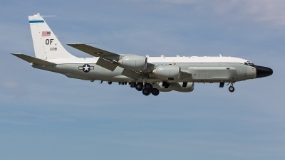 Photo ID 244989 by Lars Kitschke. USA Air Force Boeing RC 135W Rivet Joint 717 158, 62 4138