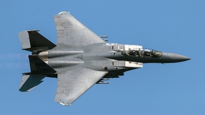 Photo ID 244997 by Aaron C. Rhodes. USA Air Force McDonnell Douglas F 15E Strike Eagle, 88 1667