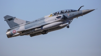 Photo ID 245020 by Lars Kitschke. France Air Force Dassault Mirage 2000B, 529