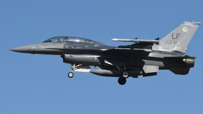 Photo ID 245021 by Hans-Werner Klein. USA Air Force General Dynamics F 16D Fighting Falcon, 84 1331
