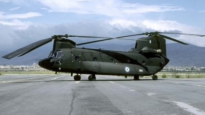Photo ID 245040 by Marinus Dirk Tabak. Greece Army Boeing Vertol CH 47SD Chinook, ES913