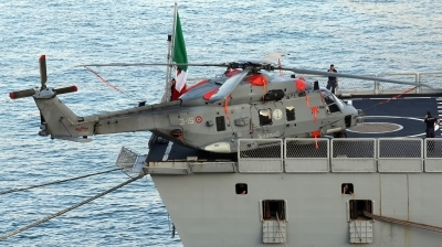 Photo ID 245045 by Duncan Portelli Malta. Italy Navy NHI SH 90A NH 90NFH, MM81591