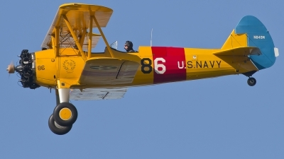 Photo ID 245054 by Patrick Weis. Private Private Boeing Stearman B75N1, N849M