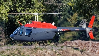 Photo ID 245092 by Rainer Mueller. Germany Army Bell 206B JetRanger, D HMFA