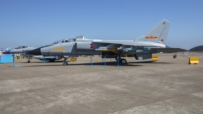 Photo ID 245144 by Lars Kitschke. China Air Force Xian JH 7A Flying Leopard, 73179