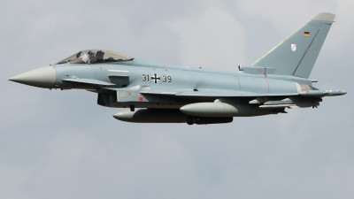 Photo ID 245133 by Moritz Borstell. Germany Air Force Eurofighter EF 2000 Typhoon S, 31 39