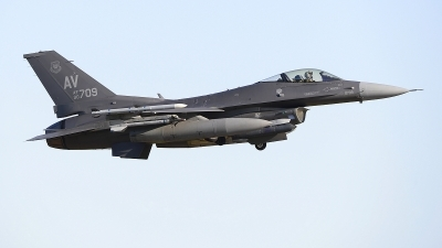 Photo ID 245194 by Peter Boschert. USA Air Force General Dynamics F 16C Fighting Falcon, 90 0709