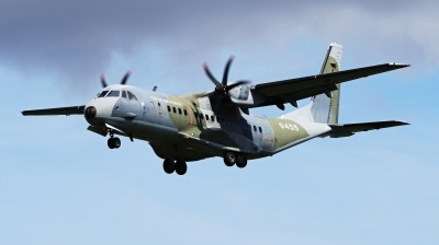 Photo ID 245180 by Milos Ruza. Czech Republic Air Force CASA C 295M, 0455
