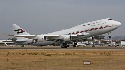 Photo ID 245201 by Fernando Sousa. United Arab Emirates Government Boeing 747 422, A6 HRM