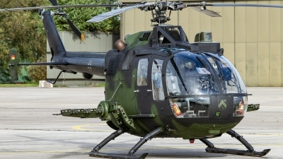 Photo ID 245223 by Jens Wiemann. Germany Army MBB Bo 105P PAH 1, 86 97