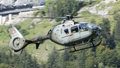 Photo ID 245240 by Sybille Petersen. Switzerland Air Force Eurocopter TH05 EC 635P2, T 356