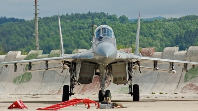 Photo ID 27529 by Roman Mr.MiG. Slovakia Air Force Mikoyan Gurevich MiG 29AS, 6124