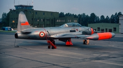 Photo ID 245278 by Alex Staruszkiewicz. France Air Force Lockheed T 33A Shooting Star, 51 17544