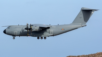 Photo ID 245283 by Adolfo Bento de Urquia. Spain Air Force Airbus A400M Atlas, T 23 06 10207