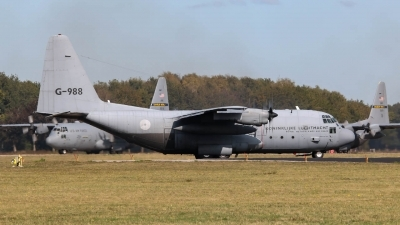 Photo ID 245304 by Rick van Engelen. Netherlands Air Force Lockheed C 130H Hercules L 382, G 988