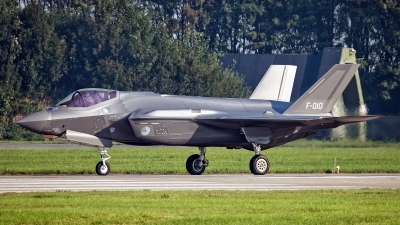 Photo ID 245379 by Rainer Mueller. Netherlands Air Force Lockheed Martin F 35A Lightning II, F 010